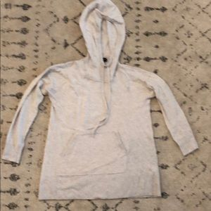 Banana Republic Merino Wool/Cashmere blend hoodie